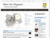 TeNo Fan Magazin - ... discover your desire