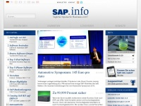 sap.info