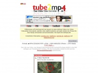 tube2mp4 - Home