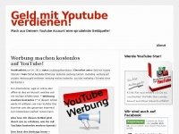 youtubegeldverdienen.wordpress.com