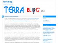Terra-Blog | Wer schreibt der bleibt...