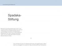 SPADAKA Stiftung | Startseite