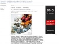 snoe-of-sweden.schmuck-tec.de Thumbnail