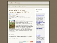 mattis-online.de