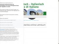 Italienisch-lehrbuch.de - Italienisch kostenlos lernen: online Lehrbuch - CORSO D' ITALIANO (Italienischkurs)