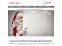 preuninger.ch Thumbnail