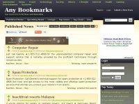 anybookmarks.com