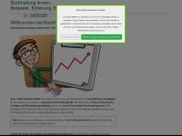 Buchhaltung lernen: Beispiele, Erklärung, Buchungssätze, Übungen