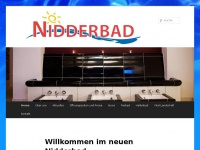 Nidderbad.de - Nidderbad | Hallenbad, Freibad, Sauna, Vital-Landschaft