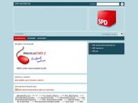 Homepage - SPD Roedertal