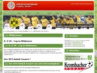 KFV-Anhalt - Kreisfachverband Fußball Anhalt