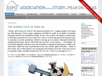 ASPO DEUTSCHLAND - Association for the Study of Peak Oil and Gas
