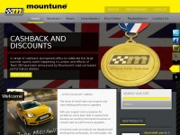 Mountune.com - mountune® - Race Engines | Road Car Performance Upgrades | Ford GT