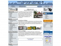 Herzlich willkommen auf dem virtuellen Marktplatz von Selsingen