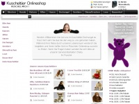 plueschtier-onlineshop.de Thumbnail