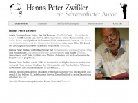 Hanns Peter Zwi&szlig;lers Homepage - Willkommen