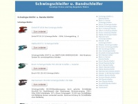 schwingschleifer-bandschleifer.de