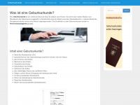 Geburtsurkunde.de