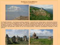 Kaukasus-Expeditionen | Reisen nach Armenien, Georgien, Russland