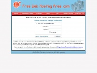Free Web Hosting Area with ftp, php 5, MySQL 5