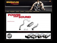Ganiu-Tuning Auspuffanlagen MagnaFlow Performance Exhaust - High Performance Mufflers