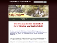 gartenteichsicherheit.de