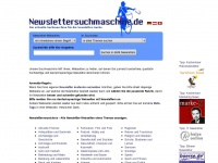 newslettersuchmaschine.de
