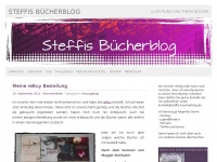 Steffis B&uuml;cherblog | Mein B&uuml;cherblog