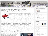 Multimedia Linux Blog,Foto,Video,Audio,Ubuntu,Open Source