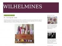 wilhelmines.blogspot.com