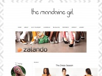 THE MANDARINE GIRL | Fashion, Mode, Interior Blog from Germany