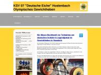 Startseite - KSV Hostenbach