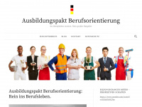 ausbildungspakt-berufsorientierung.de
