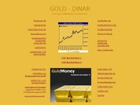 GOLD - DINAR