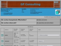 GP Consulting Personalberatung - job full service - Graphologie Gutachten