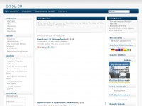 Nachrichten und mehr - GRISU.CH