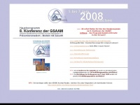 gsaam2008.de