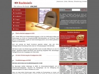 Rechtsberatung Online - Rechts Info