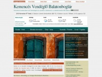 kemences-vendeglo.hu