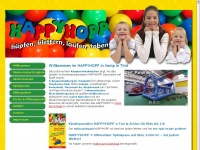 HAPPYHOPP – Indoor-Kinder-Spielparadies | Ursula Stüger