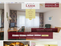 hotelrestaurantlamm.de
