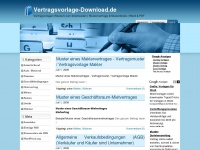 vertragsvorlage-download.de