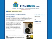 hausrein.ch
