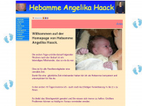 hebamme-haack.de