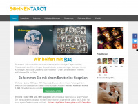 Sonnentarot.de - Sonnentarot | Tarot, Kartenlegen, Hellsehen und Wahrsagen am Telefon