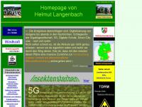 Private Homepage  Helmut Langenbach  Freudenberg