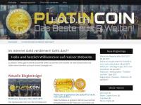 Startseite von Hold.ch