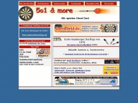 5o1 & more, Steel Dart in Hamburg, Darts