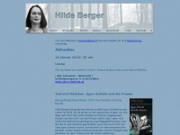 .:. hilde-berger.de .:. Home