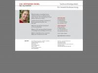 Eva Höffmann-Dodel | Sachverständigenbüro für Immobilienbewertung